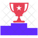 Ranking Factor Leader Management Icon