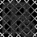 Ransomware Cyber Attack Malware Icon