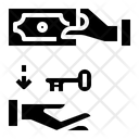 Internet Ransomware Virus Icon