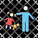 Rape Of Children Icon