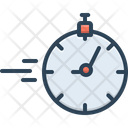 Rapid Swift Expeditiously Icon