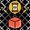 Rapid Prototyping Rapid Prototyping Scale Icon