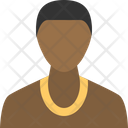 Rapper Avatar Face Icon
