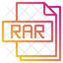 Rar File File Type Icon
