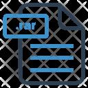 Rar File Sheet Icon