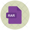 Rar Archive File Icon