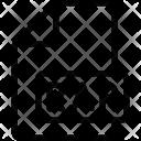 Archive Rar File Icon