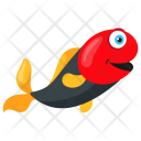 Rasbora Aquarium Freshwater Icon