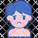 Rash Allergy Skin Icon