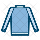 Rash Guard Surfing Shirt Icon