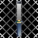 Rasp Spatula Construction Tool Icon