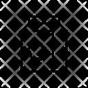 Raspberry Line Single Icon
