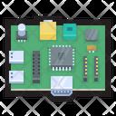 Raspberry Pi Raspberry Card Icon