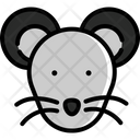 Rat Year Of Rat Animal Icon