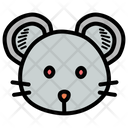 Mouse Chinese Zodiac Icon