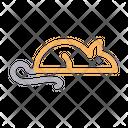 Rat Animal Lab Icon