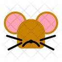 Rat Animal Mammal Icon