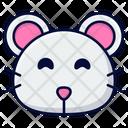 Rat Mouse Animal Icon