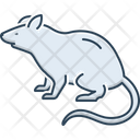 Rat Mouse Beast Icon