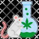 Cannabis Lap Test Icon