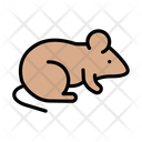 Rat Pet Mouse Icon