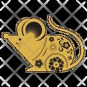Rat Zodicc Sign Chinese Zodics Icon