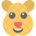 Rat Emoji Smiley Icon