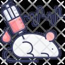 Rat Experiment Icon