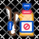 Chemical Extinguisher Rat Icon