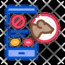Service Smartphone Protect Icon