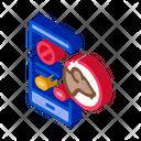 Aerosol Car Chemical Icon
