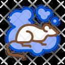 Rat Smoke Protect Icon