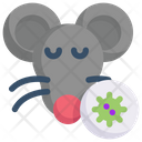 Rat Virus Icon