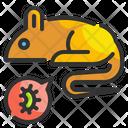 Rat Virus Icon