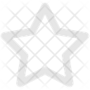 Rate Rating Star Icon