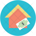 Rate Note Cash Icon