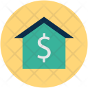 Rate Increase Dollar Icon