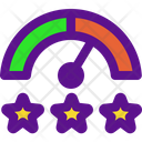 Rate Clock Icon