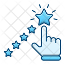 Rating Rate Marketing Icon