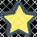 Star Award Favorite Icon