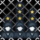 Rating Star Ranking Icon