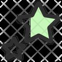 Rating Star Feedback Icon