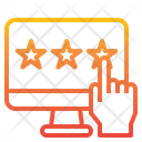 Rating Review Icon