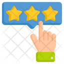 Rating Feedback Review Icon