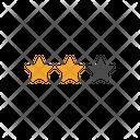 Rating Feedback Star Icon