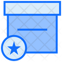 Rating Box Archive Icon
