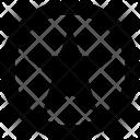 Star Decoration Element Icon