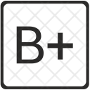Rating Mark Scale Icon