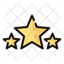 Rating Star Rating Review Icon