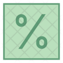 Ratio Percentage Icon